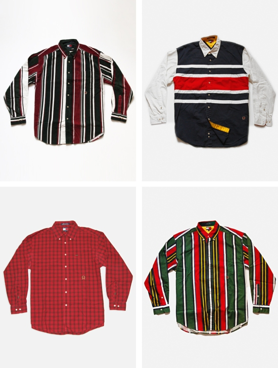 1f706db3b8 New Arrivals  Vintage Tommy Hilfiger Shirts